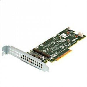 Dell Dell BOSS controller card, Full Height, 2x M. SATA, RAID 0,1
