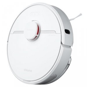 Dreame Robotic Vacuum Cleaner D9 Wet&Dry, Operating time (max) 150 min, 5200 mAh, White