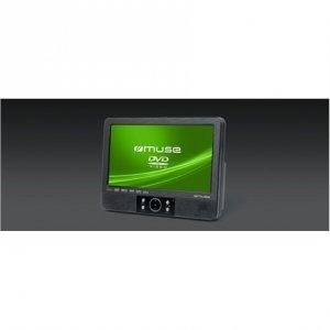 Muse Lecteur DVD Portable Player M-055RG USB connectivity,
