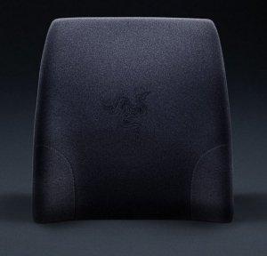 Razer Lumbar Cushion for Gaming Chairs, Black
