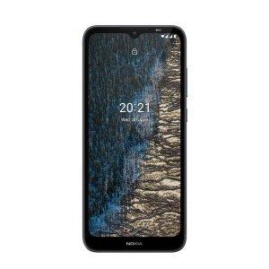 Nokia C20 TA-1352 6.52 , Dark Blue, IPS LCD, 720 x 1600 pixels, Unisoc SC9863A, Dual SIM, Nano-SIM, 4.2, Internal RAM 2 GB, 32