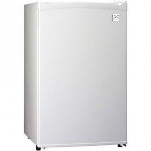 DAEWOO Refrigerator FN-093R Free standing, Larder, Height 72.6 cm, A+, Fridge net capacity 75 L, 41 dB, White