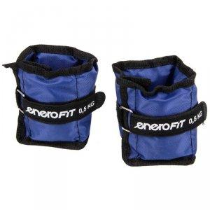 Obciążenie na przeguby niebieskie 1kg (2X0,5kg) Eb Fit