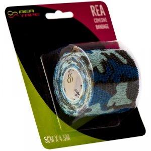 Rea Tape Bandaż Elastyczny 5x4,5 Moro Niebieski
