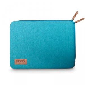 "Etui na laptopa PORT DESIGNS Torino 140387 (Sleeve; 13/14""; neopren ; kolor turkusowy)"