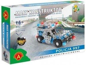 MAŁY KONSTRUKTOR - POLICJA 997 - ALEXANDER