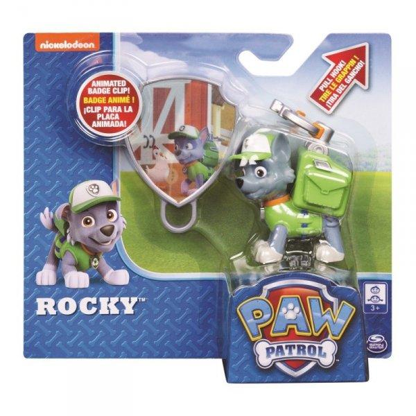 Spin Master Figurka akcji Psi Patrol Rocky