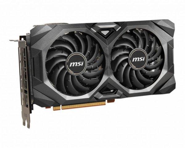 Karta graficzna MSI Radeon RX 5700 XT MECH OC (8GB; PCI Express 4.0; 256-bit)