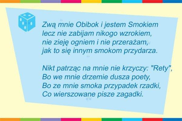 NOWE ZAGADKI SMOKA OBIBOKA