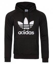 Adidas Originals czarna bluza męska Orig 3foil Hood BR4852