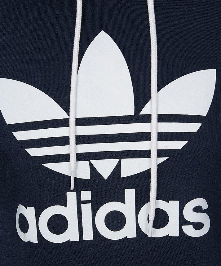 Adidas Originals granatowa bluza męska Orig 3foil Hood BR4849