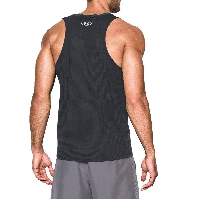 Under Armour koszulka t-shirt Threadborne Run Mesh Singlet 1299528-001