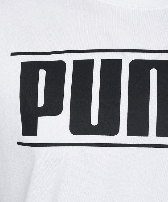 Puma koszulka t-shirt Rebel Muscle tee biała 850494 02