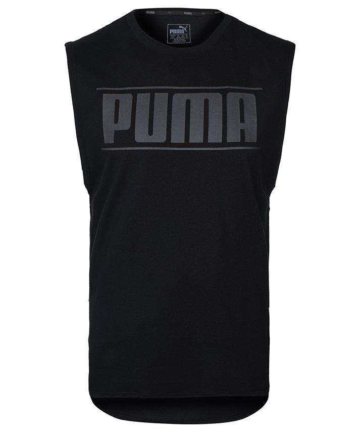 Puma koszulka t-shirt Rebel Muscle tee czarna 850494 01