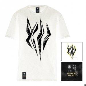 Prospect XII CD + Prospect Demony Wojny CD + Koszulka XII Biała/Czarna