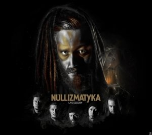 CD Nullizmatyka Live Session z autografem
