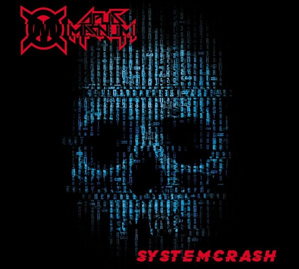"CD Opus Magnum ""System Crash"" + ""93 MLN Mil Od Słońca"" + ""Postapocalypto"" + ""Live Session"" + koszulka ""OM""  Czarna/Biała"