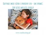 Odzyskaj swoje łóżko - jak sprawić, żeby dzieci wreszcie zasnęły
