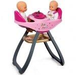 SMOBY Krzesełko Do Karmienia Dla Dwojga Baby Nurs