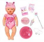 Baby Born Lalka Interaktywna 43 cm