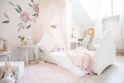 Łóżko dziecięce chmurka