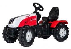 Rolly Toys Traktor Farmtrac Steyr CVT6230 z Łyżką