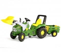 Rolly Toys John Deere Traktor Na Pedały 3-10 Lat