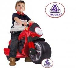 INJUSA Pushtoy Moto Wheeler