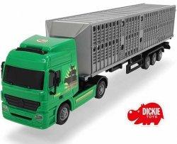 DICKIE Ciężarówka Do Przewozu Zwierząt 42 cm