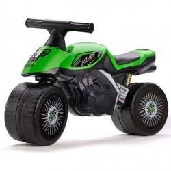 FALK Pojazd Motor Kawasaki Zielony