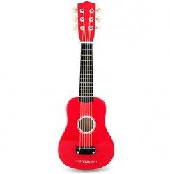 VIGA Gitara Czerwona