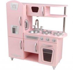 KIDKRAFT Kuchnia dla dzieci Pink Vintage
