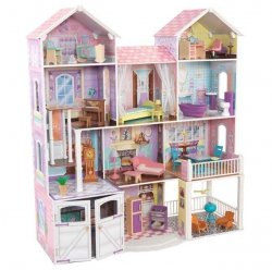 KIDKRAFT Domek dla lalek Kensington Country