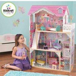 KIDKRAFT Drewniany Domek Dla Lalek Annabelle