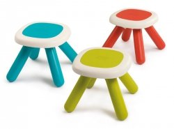 SMOBY Krzesełko-Taboret Czerwony