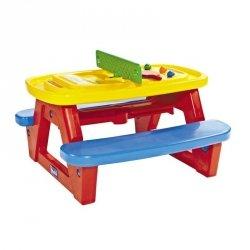 Chicco Piknikowy Stolik do gier z ławeczkami