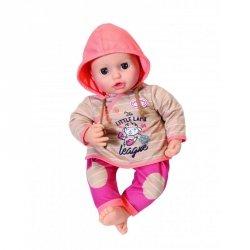 Baby Annabell - Ubranko dresik dla lalki Beżowo - koralowe