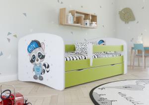 Łóżko dziecięce SZOP różne kolory 180x80 cm