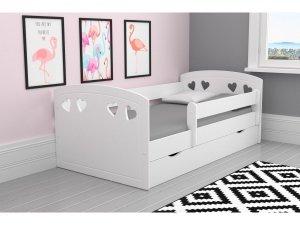 Łóżko dziecięce JULIA 180x80 białe