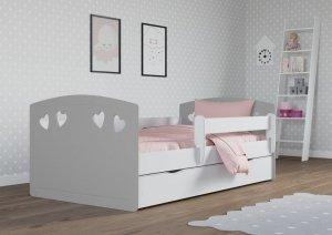 Łóżko dziecięce JULIA MIX 160x80 różne kolory