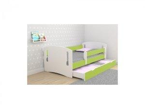 Łóżko dziecięce CLASSIC 2 różne kolory 180x80