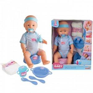 Siusiająca lalka Simba Chłopiec New Born Baby
