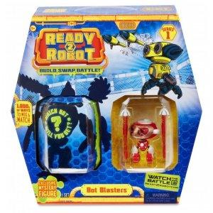 Ready2Robot Zestaw bitewny Bot Blasters Model 2 niespodzianka w kuli