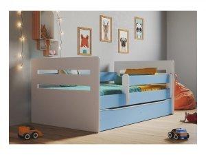 Łóżko dziecięce TOMI różne kolory 140x80