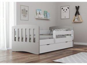 Łóżko dziecięce CLASSIC 1 MIX różne kolory 140x80