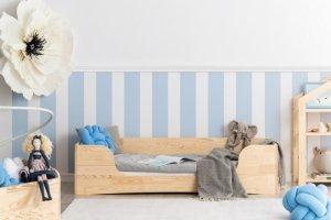 Łóżko dziecięce drewniane PEPE 4 różne rozmiary