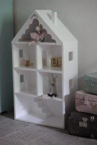 Domek dla lalek Alva w stylu skandynawskim