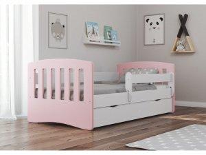 Łóżko dziecięce CLASSIC 1 MIX różne kolory 160x80