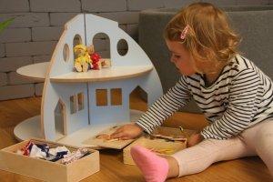 Domek dziecięcy Rotunda