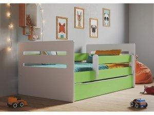 Łóżko dziecięce TOMI różne kolory 160x80